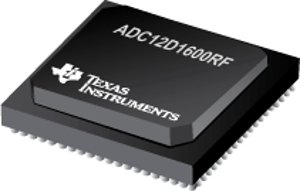 ADC12D1600RFIUT-NOPB