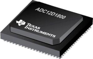 ADC12D1800CIUT-NOPB