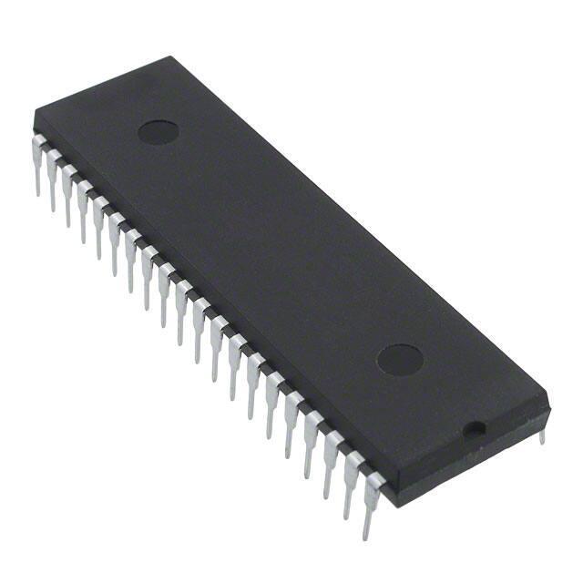 PIC16C77-04E-P