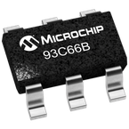 93C66BT-I/OT