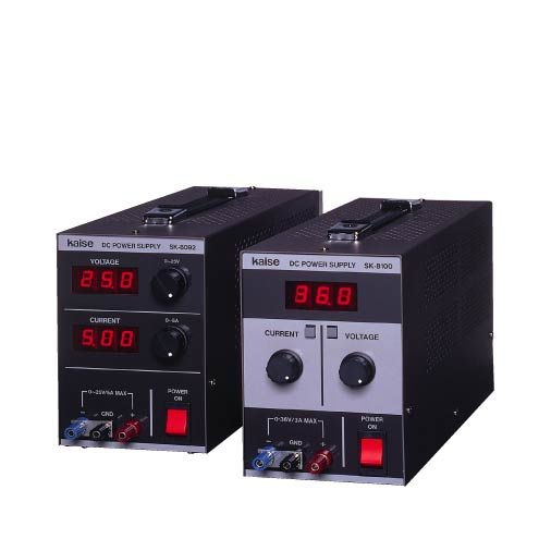 Principle and Application of DC Regulated Power Supply