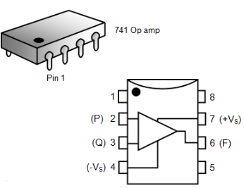 operational amplifier configuration