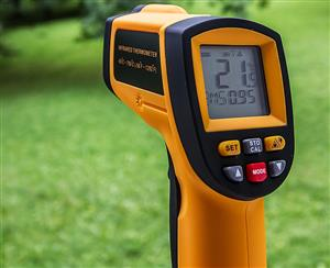 Working Principle and Accuracy of Infrared Thermometers
