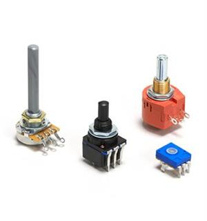 Common Potentiometer Types and Applications Available