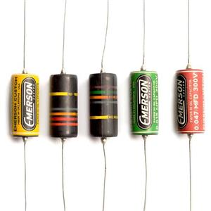 Capacitor Basics: Capacitor Types
