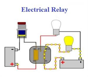 working principle of relays