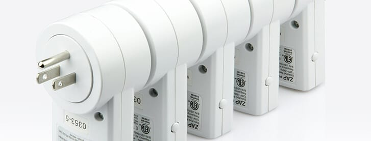Etekcity Wireless Remote Control Electrical Outlet Switch--Design scheme of intelligent energy saving plugs based on AVR