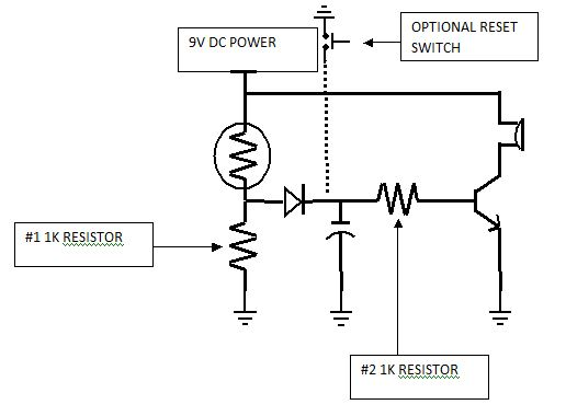 thermistor-temperature-circuit--Thermistor Introduction--Temperature Sensitive Component