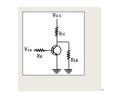 Improved circuit that connects the load to transistor circuit--Transistor Switching Circuit Design and its theory
