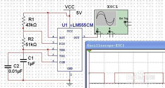 practical multivibrator circuit