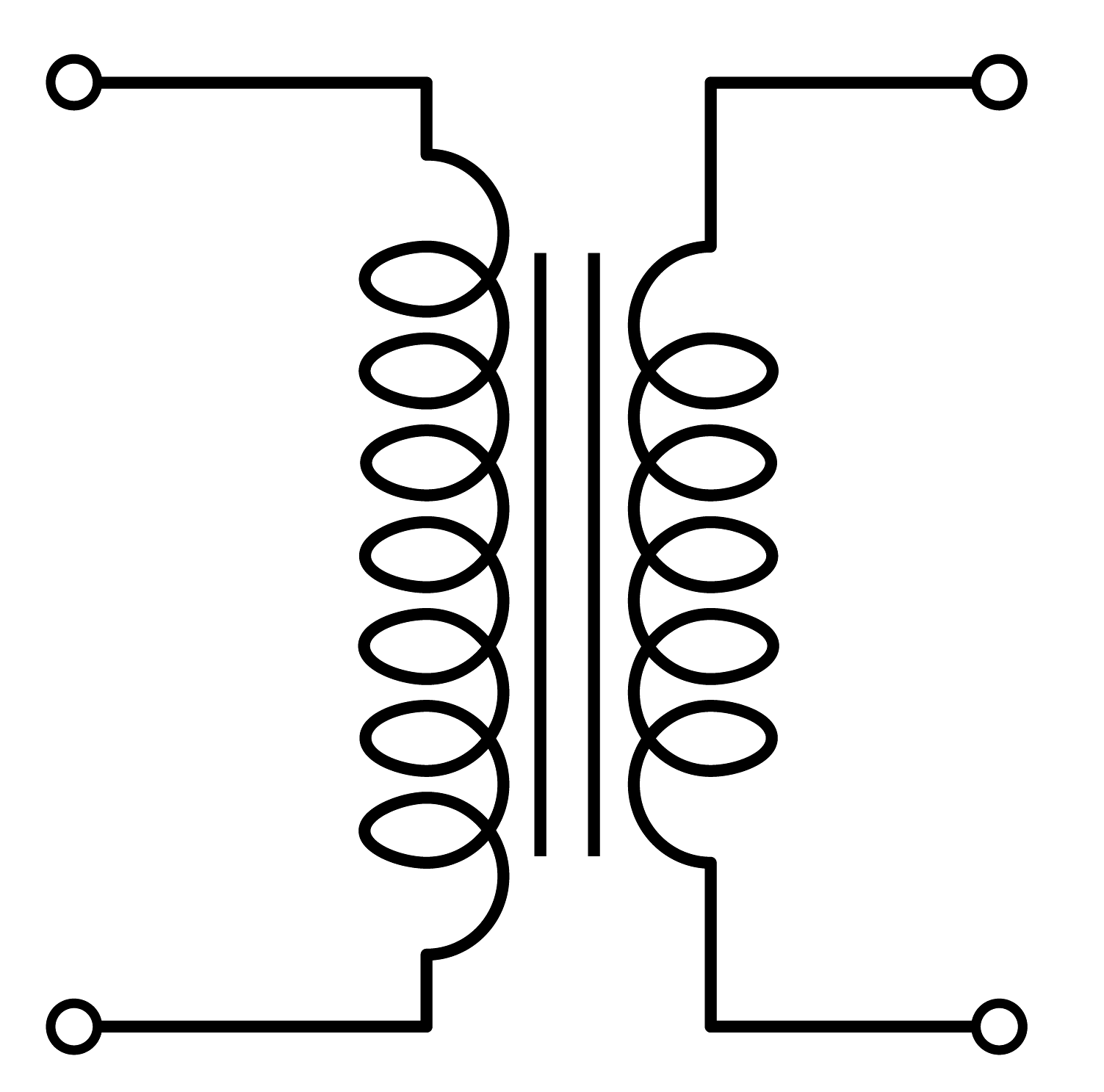 electrical symbol of relays