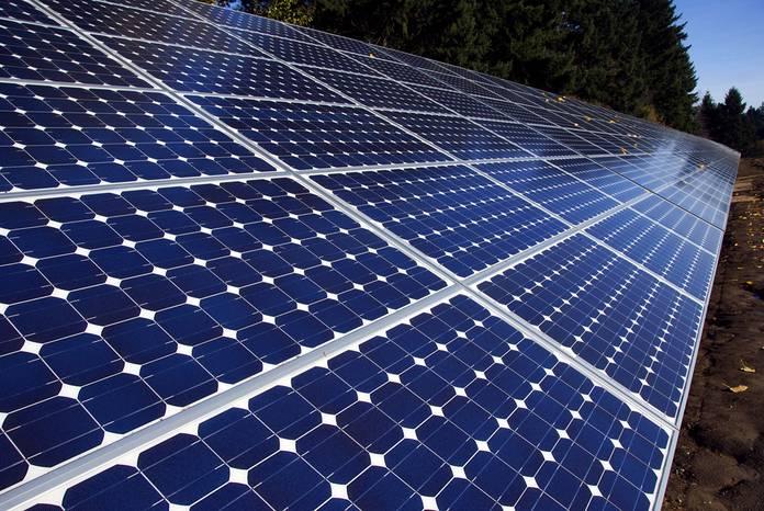 solar panels--