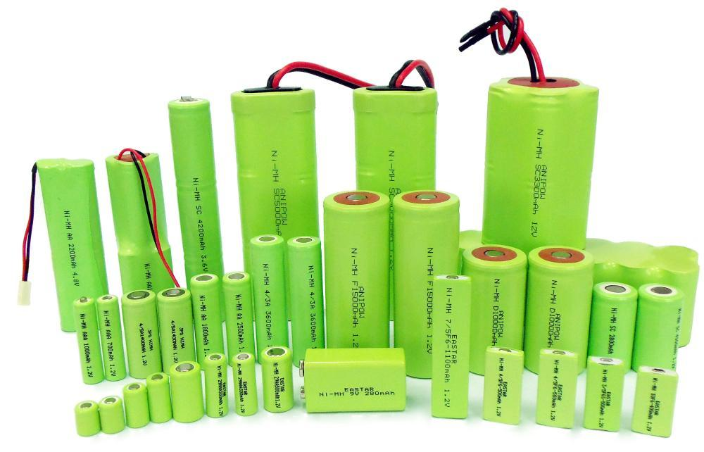 nimh_batteries--The Most Comprehensive basic Knowledge of Battery in History