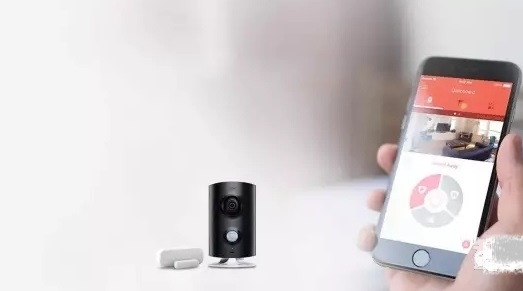 smartphone based home appliance control