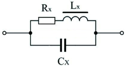 Equivalent Circuit Diagram of Induction Coils