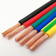 Multi-strand copper