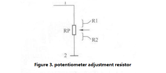 Potentiometer Principle