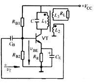 Transformer Feedback LC Oscillator