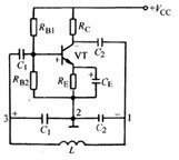 Capacitor Three-point Oscillator