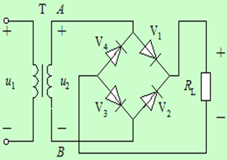 Full Wave Rectifier Circuit