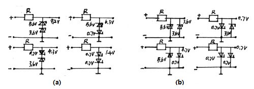 Precautions for Using Zener Diodes