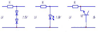 Figure 12 Zener diode substitute circuit