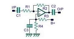 Inverter Amp.