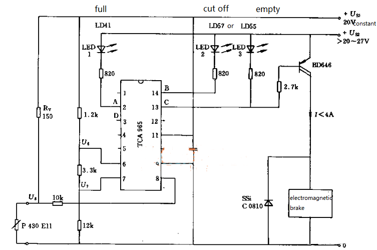 Thermistor Application Circuit (2)