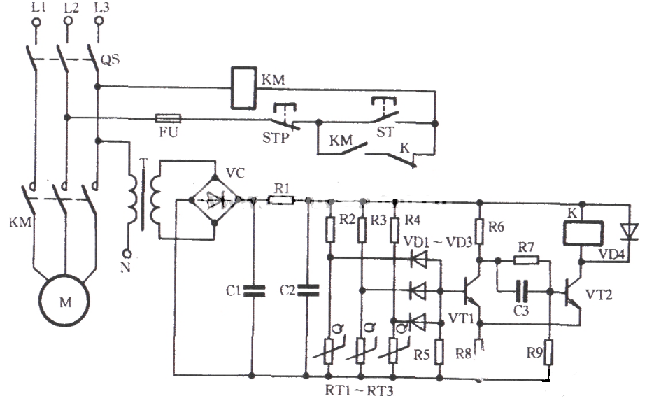 Thermistor Application Circuit (3)