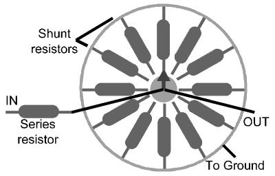 step potentiometer