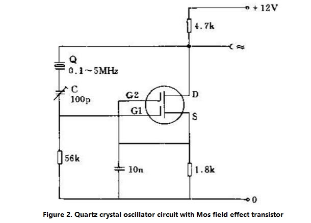Crystal Oscillator Circuit Diagram (3)