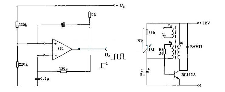 Crystal Oscillator Circuit Diagram (5)