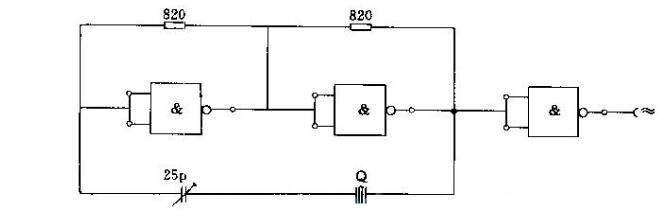 Crystal Oscillator Circuit Diagram (Ten Kinds of Crystal ... on