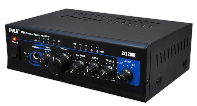 home power amplifier