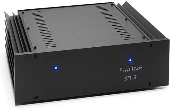 SIT-3 power amplifier