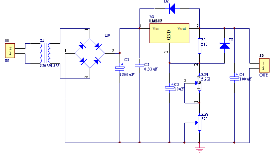 Figure 2. Circuit Schematic