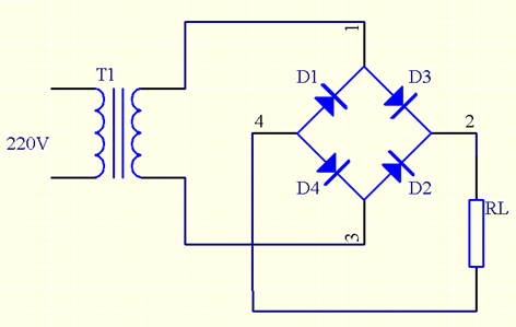 Figure 3. Bridge Rectifier Circuit