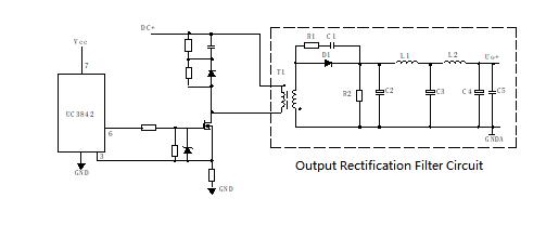 Flyback Rectifier Circuit