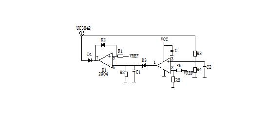 Medium Power Short-circuit Protection Circuit