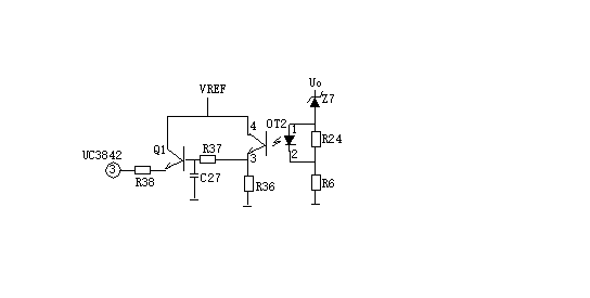 Output Voltage Limiting Protection Circuit
