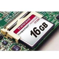 WinSystems' 16 GB industrial grade CF card
