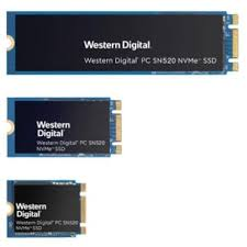 Western Digital Solid State Storage