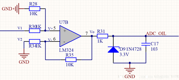 regulation circuit diagram