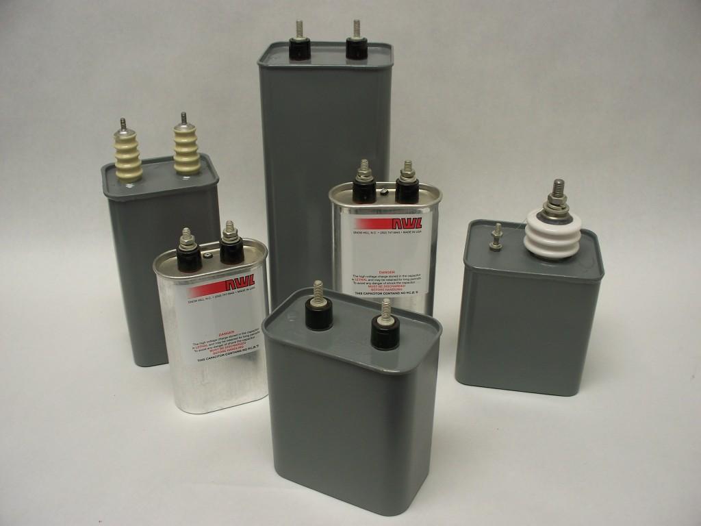 Series Capacitors