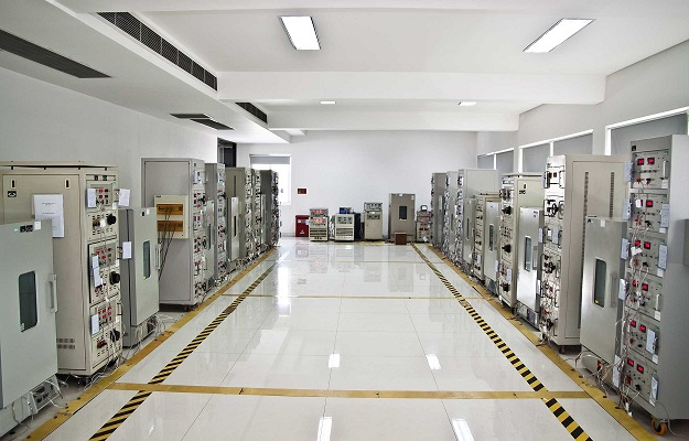 A Capacitor Room