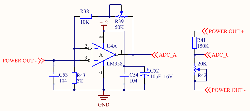 Figure 7. Feedback Sampling Circuit