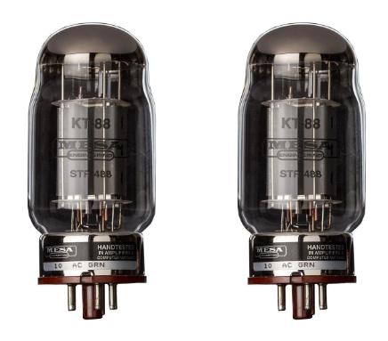 kt-88 vacuum tubes