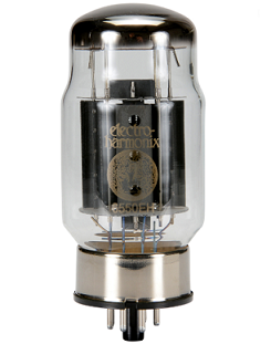6650 EH vacuum tube
