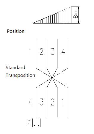 Figure 1. One Standard Transposition