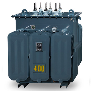 Figure 12. Oil-immersed Type Transformer